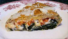 Deep-dish Veggie Pizza