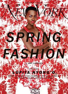 Lupita. Period. New York Magazine