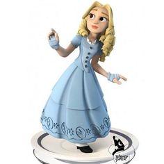 Disney Infinity 3.0 Alice in Wonderland- Alice through the looking glass- Alice