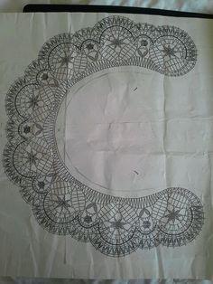 (98) Одноклассники Bobbin Lace Patterns, Crochet Stitches Patterns, Stitch Patterns, Lacemaking, Point Lace, Irish Crochet, Embroidery, Fashion Design, Angles