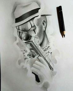Cholos Cholas Azteca Tattoo Graffiti Gangster Weed Cannabis Charra Catrina Payasa Marihuana Calaveras Art Chicano Art Tattoos, Chicano Drawings, Gangsta Tattoos, Body Art Tattoos, Sleeve Tattoos, Tattoo Design Drawings, Tattoo Sketches, Tattoo Designs, Evil Skull Tattoo
