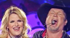 Country Music Lyrics - Quotes - Songs Trisha yearwood - Trisha Yearwood Interrupts Garth Brooks Mid-Concert With A Major Surprise - Youtube Music Videos http://countryrebel.com/blogs/videos/trisha-yearwood-interrupts-garth-brooks-mid-concert-with-a-major-surprise