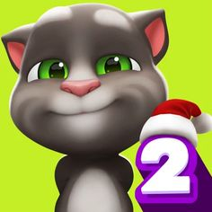 Mein Talking Tom 2 im AppStore Ipod Touch, Talking Tom 2, Tom Games, Toms, A Girl Like Me, Game Resources, Game Update, Theme Noel, Simulation Games