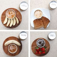 Homemade Nut Butters 4 Ways