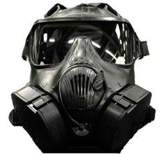 M50 Gas Mask Gas Mask