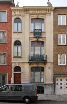 Schaerbeek - Rue Van Hammée 21