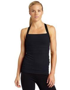 Discount i am BEYOND Women's Supplex Y-Back Cami (Black, Medium) Special Prices - http://bestcomparemarket.com/discount-i-am-beyond-womens-supplex-y-back-cami-black-medium-special-prices