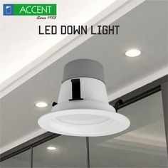 LED down light has high efficiency, glare free, opal Diffuser. It lowers the power consumption it consumes. It has better lumens & longer lamp life. It gives no UV & IR radiation and is Environment friendly as it does not contain mercury. Led Down Lights, Ceiling Lights, Long Lamp, Downlights, Mercury, Diffuser, Opal, Environment, Lighting