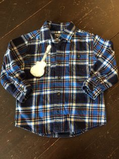 Items similar to Adorable comfy boys blue plaid buttondown with embelished stitchced guitar on Etsy Boy Blue, Luther, Blue Plaid, My Etsy Shop, Men Casual, Trending Outfits, Comfy, Boys, Clothing
