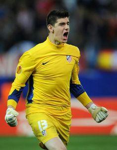 Thibaut Courtois - Atlético Madrid