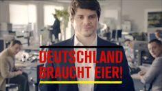 Mc Donalds Werbung - Deutschland braucht Eier Mc Donalds Werbung Deutschland braucht Eier 2 witzige Werbung. Der neue Werbespot von Mc Donalds 2013. Dieser Werbespot wurde aufgezeichnet und kann un...