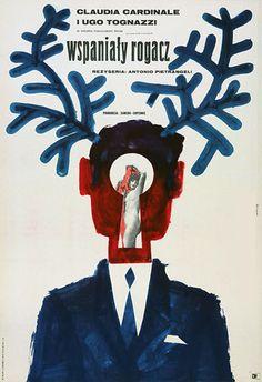 Maciej Hibner, Il Magnifico cornuto, 1965