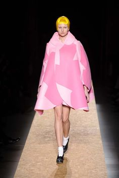 Comme de Garcons - Fall 2012m Yes, I love the Japanese especially when they do things in Cherry Blossom theme.  It's the 100th anniversary of Cherry Blossoms in DC this year!