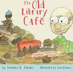 The Old Library Cafe is a great little #story #book for your toddler! Read our review here: http://kidsfunchannel.com/children-book-review-old-library-cafe/