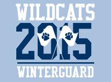 Wildcats Color Guard