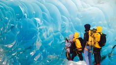 Enjoy the and Ice Caves up close! Experience the magnificent Mendenhall Glacier and Lake by...