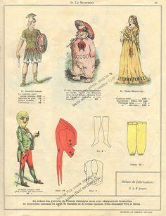 catalogue costumes 1910 -  p18