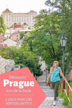 Vous venez de réserver un voyage à Prague, vous êtes en train de planifier votre séjour et vous cherchez des endroits hors des sentiers battus et du parcours touristique habituel ? On croit souvent qu'il suffit de quelques jours à Prague pour tout y voir, mais c'est faux : la ville abrite de nombreux trésors cachés, loin des touristes. Connaissez-vous le quartier de Nový Svět, le parc Havlíčkovy Sady ou le château de Troja ? Dans cet article, retrouvez 9 lieux pour visiter Prague autrement !
