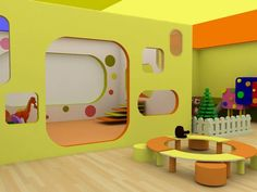 Childcare center school project