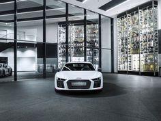 Superstrak gelimiteerd topmodel: Audi R8 V10 Plus Selection 24h