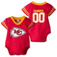 fa42d6686b3 13 Best Kansas City Chiefs Baby images | Kansas City Chiefs, Babies ...