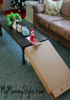 From the adorable to the downright hilarious, these insanely amazing ideas for upping your Elf on the Shelf game will have your kids rushing down the stairs every morning with glee.