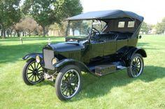 1924 Model T Ford
