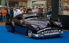 """Buick Sedanette """"Fireball"""" 1949"""