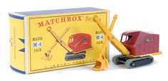 Matchbox Major Pack No.M4 Ruston Bucyrus 22-RB Excavator