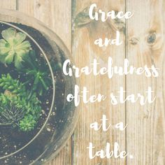 When grace reminds y