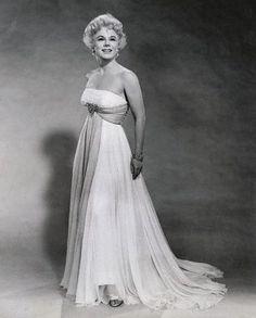 Actress Eva Gabor 1950s