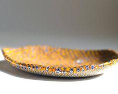 Sicilia Piatto in murrina piatto decoro casa  piatto colori