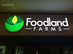 Hawaii Mom Blog: A Preview of Foodland Farms Ala Moana - Grand Open...