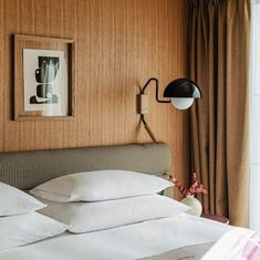 Hotel Krakow, Modern Retro, Floating Nightstand, Wall Lights, Interior Design, Studio, Bedroom, Instagram, Table
