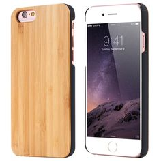 Wooden Case For Apple iPhone 7/7 Plus