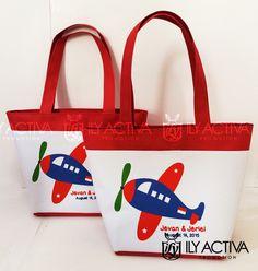 Mini Lunchbag -- Pesanan Bpk Hermawan, Kendari