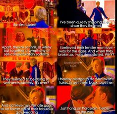 Why is Sue Sylvester my spirit animal?