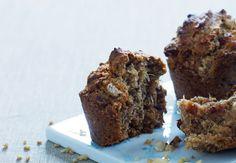 (Næsten) sund muffin med dadler og ristede mandler - BO BEDRE
