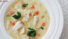 Smetanová rybí polévka podle Karolíny Kamberské. Jak na ni?