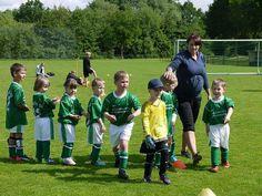 Vosslocher Sportverein: Fußball-Minis suchen Verstärkung