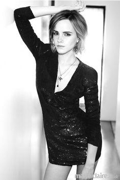 Emma Watson - Marie Claire UK,February2013