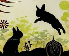 Closeup of Nuttybub and Wattle on Devils Hill print by Kamala Dolphin-Kingsley