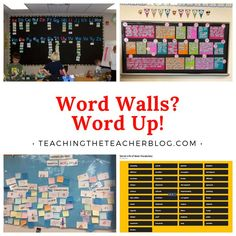 Word Up! – Teaching the Teacher The English Patient, Word Online, Phonics Words, Word Up, Love Words, Being Used, Word Walls, Vocabulary, Favorite Quotes