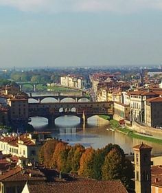 View of #Florence from Piazzale Michelangelo