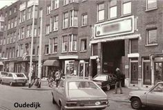 Rotterdam, Holland, Street View, History, Photography, Autos, Past, Nostalgia, The Nederlands