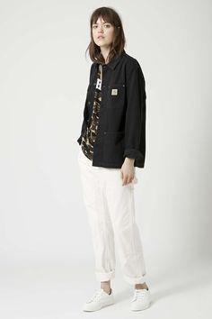 Michigan Jacket By Carhartt - Denim - Clothing - Topshop Europe