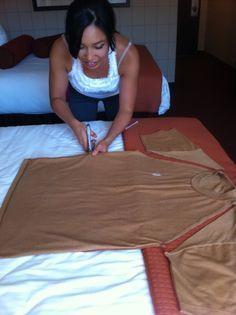 Art DIY Pocahontas Costume for Under $5 Tutorial | fam-camp