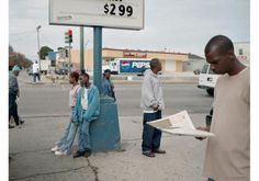 Paul Graham, New Orleans, dalla serie A shimmer of possibility, Courtesy of the Pace/MacGill Gallery, New York; Paul Graham, Photography Themes, Color Photography, Film Photography, Street Photography, Reportage Photography, Photography Gallery, Urban Photography, Documentary Photographers