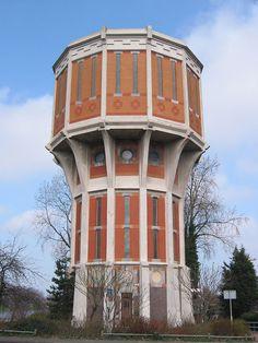 Watertoren-leiden - Lijst van watertorens in Nederland - Wikipedia