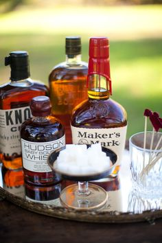 Throwing a party? Everyone will love a bourbon tasting.